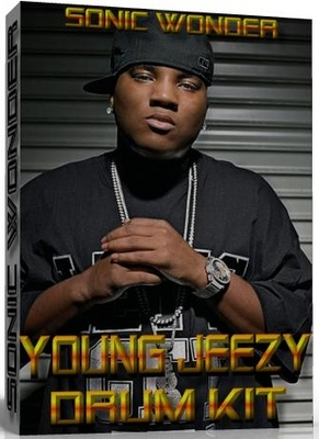 Product picture YOUNG JEEZY DRUM KIT & samples